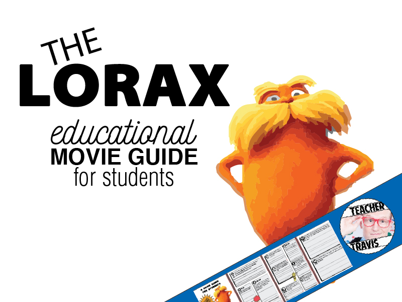 The Lorax Movie Viewing Guide