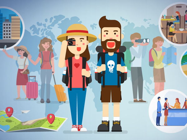 New GCSE Spanish AQA-Theme 2-Topic 4: Travel and tourism - ¿Qué hiciste el año pasado?