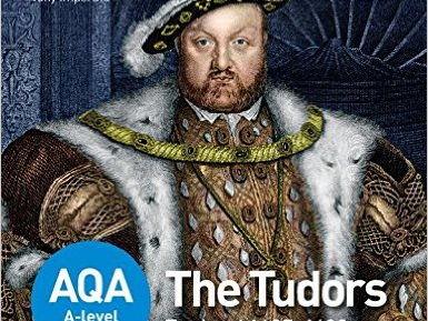 AQA 1C Tudor (Part 2) Content and Revision check list
