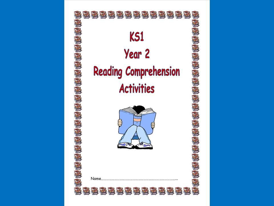 KS1, Year 2 Reading Skills Activity Booklet.