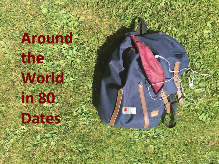Paris Anthology (AQA):  Around the World in 80 Dates