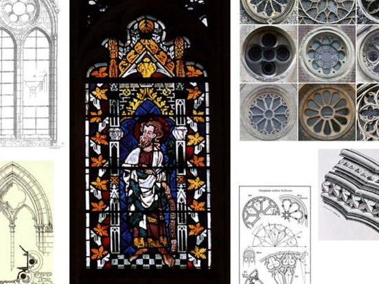 Gothic Windows - Art and Design