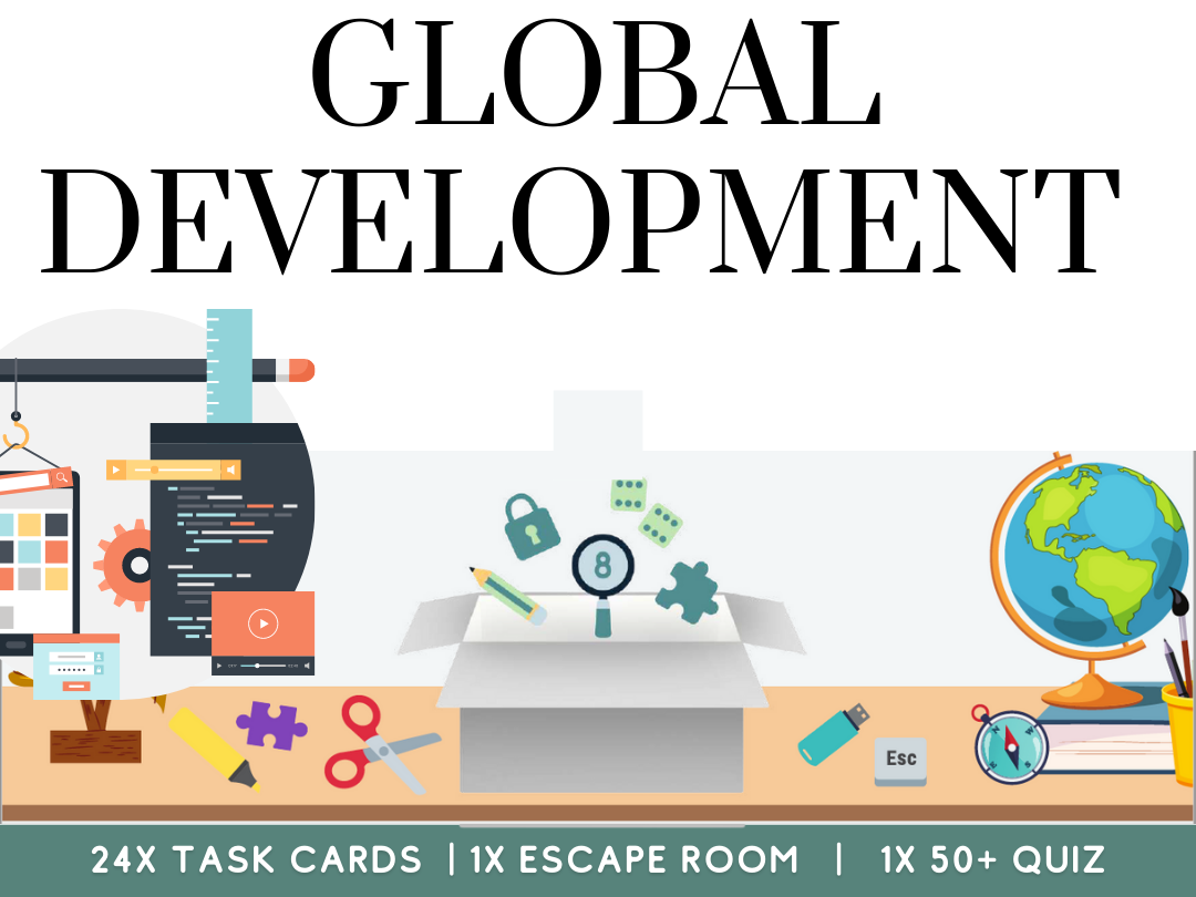 Global development Geography Revision