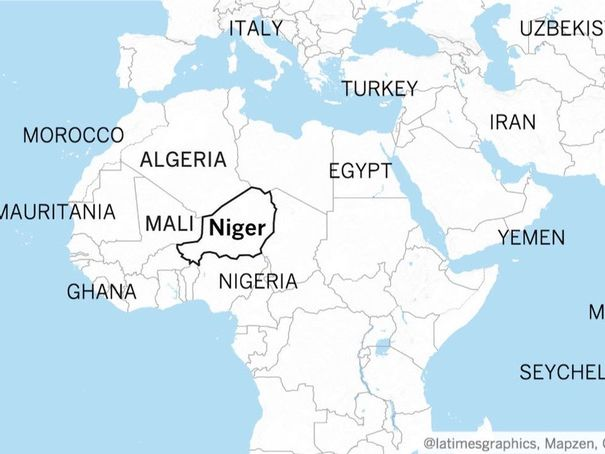 Niger: push and pull factors of migration