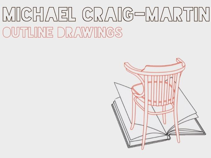 Michael Craig Martin Line Drawing Project