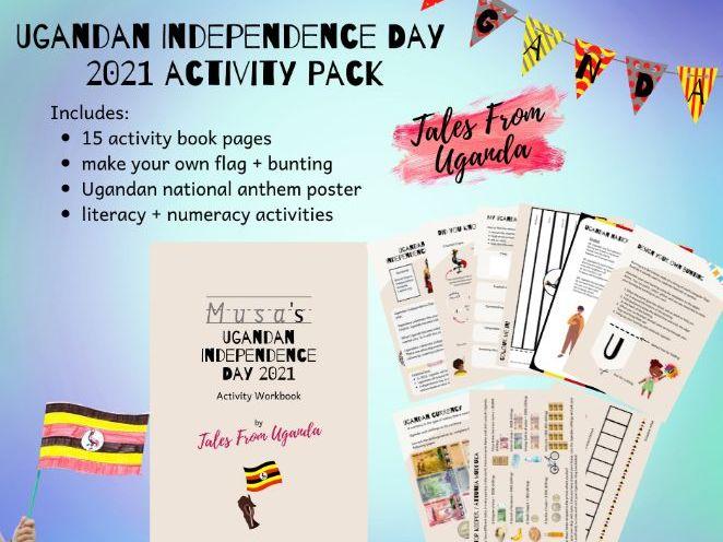 Uganda Independence Day Activity Pack
