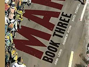 March - Book 3  Civil Rights' Movement