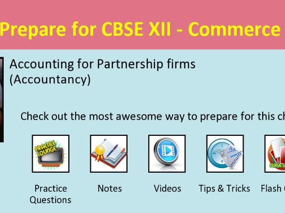 Accounting for Partnership