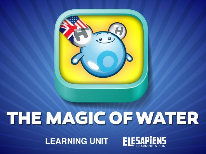 The Magic of Water Lesson Plan