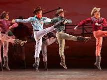 AQA Set work  Flash Cards - Rodeo (Saturday Night at the Waltz)