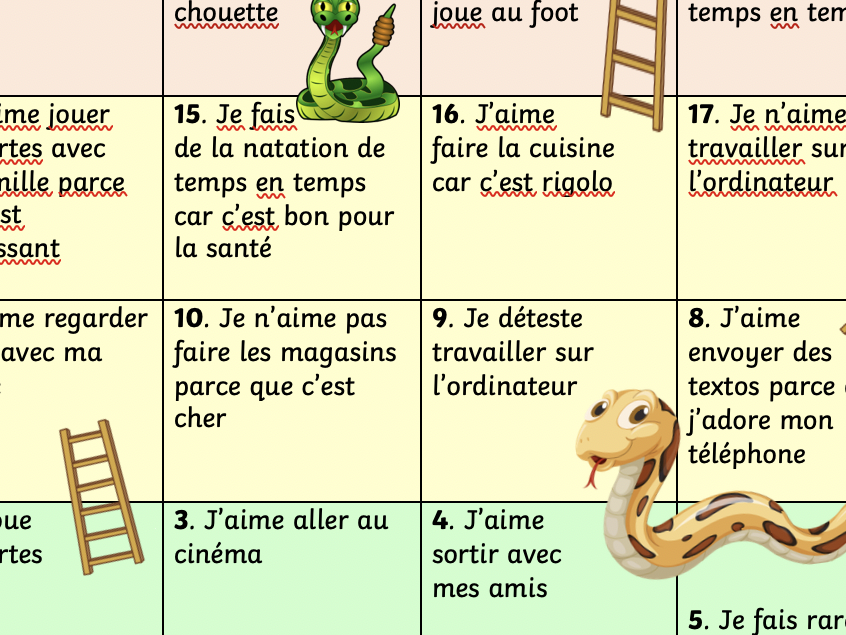 Snake and Ladders (Loisirs)