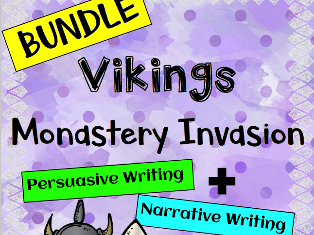 Vikings: Monastery Invasion BUNDLE