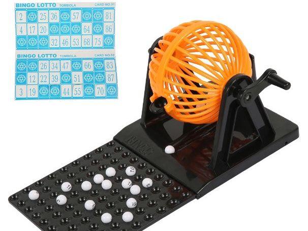 Real Bingo (1 - 90)