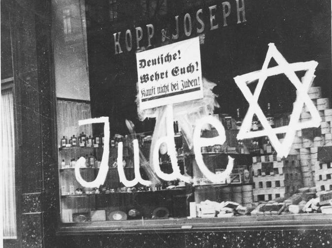 Jewish Persecution and the Holocaust