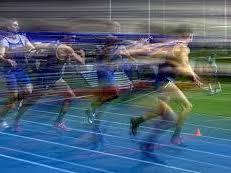 What a race PPT French sports (with audio)