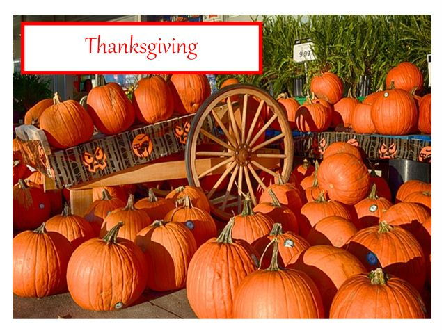 Thanksgiving PowerPoint Presentation + 31 Teaching Activities To Try In Your Own Classroom