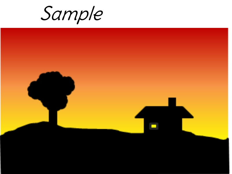 The Complete Creating a Sunset Silhouette in Word