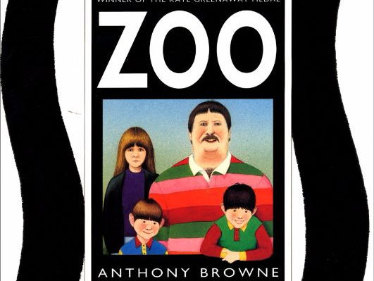 Year 4 literacy recounts unit on 'Zoo' by Anthony Browne