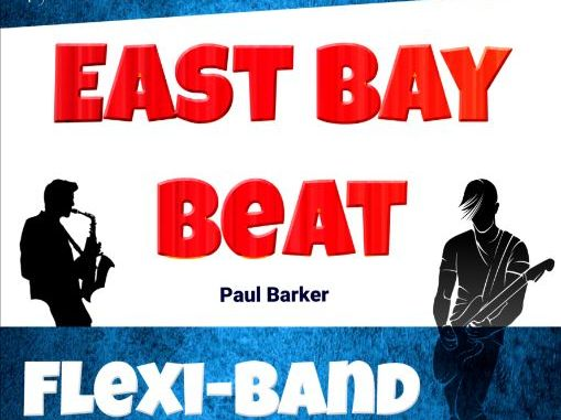 East Bay Beat (Flexi-Band Score & Parts)