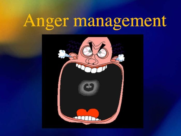 ASSEMBLY - Anger management