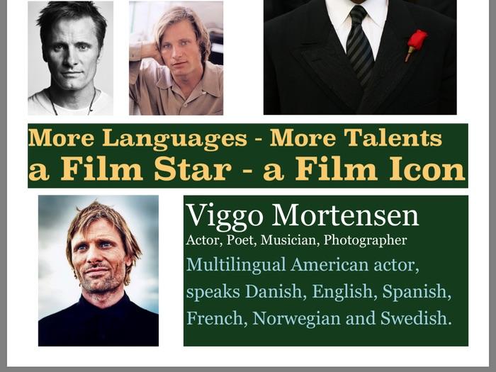 MFL Poster 10 - Viggo Mortensen
