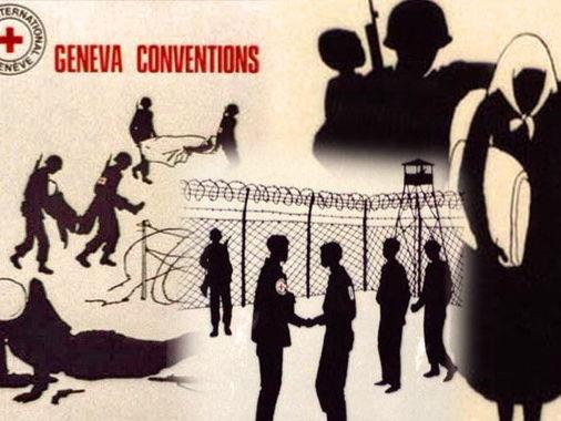 Edexcel A2: Topic 8A- Human health... L10: The Geneva Convention