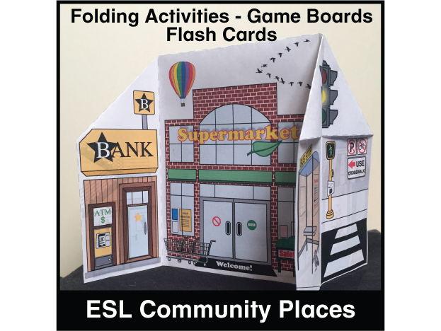 ESL Community Places