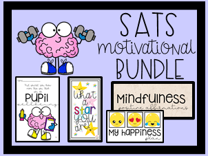 SATS Testing Motivation and Well Being Bundle