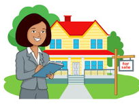 Let's buy a house! -  A property buying game that practises speaking skills