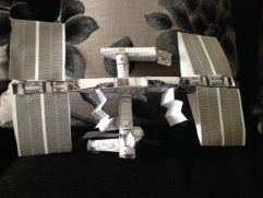 Stem project-build the international space station!