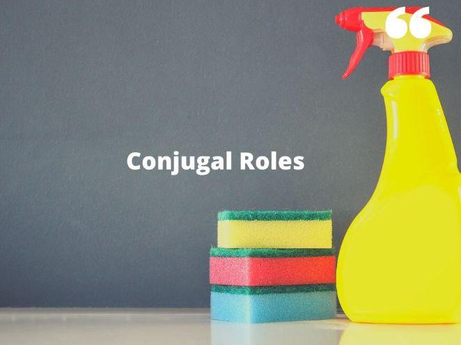 GCSE Sociology AQA: Conjugal Roles