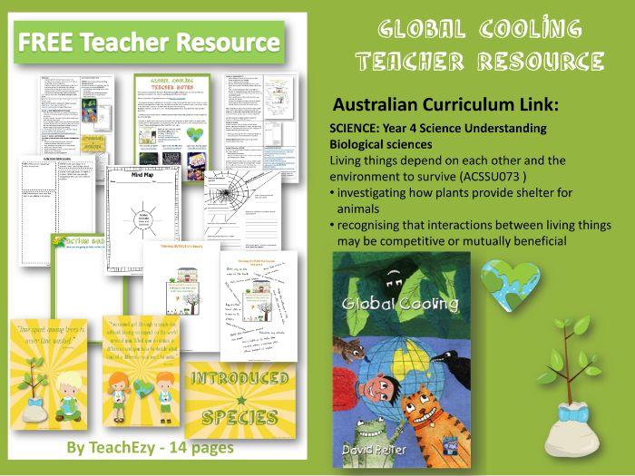 Global Cooling Teacher Resource