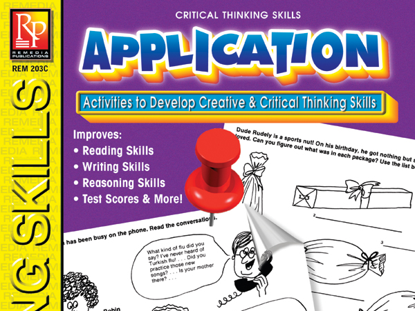 Application: Critical Thinking Skills