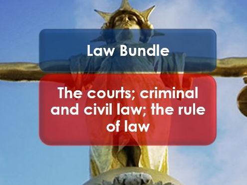 Citizenship: Law Bundle