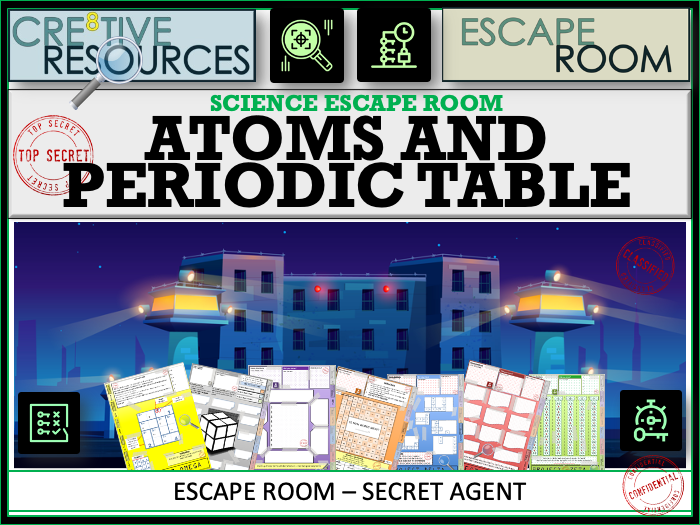 Periodic Table and Atoms