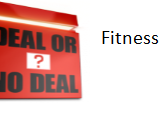 Deal or No Deal Fitness