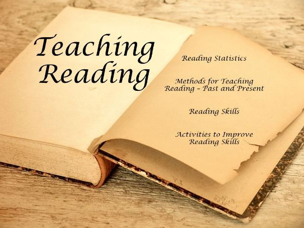 Reading Staff Meeting  ( training, INSET, presentation, reading skills, teaching, activities )