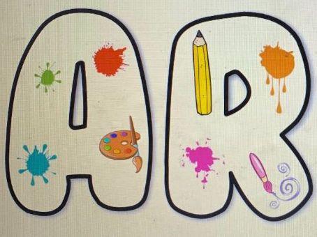 Art Gallery Lettering