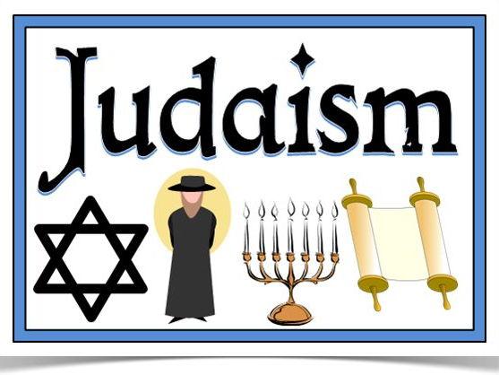 Judaism: Year 7 Full Scheme of Work (Part 1)