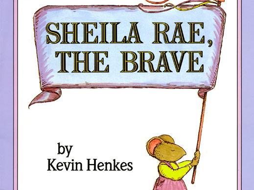 Sheila Rae, the Brave - an ELA unit