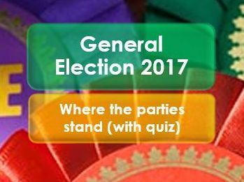 Citizenship: General Election 2017: Where the parties stand