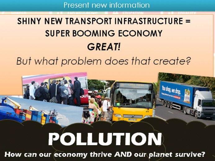 UK Infrastructure and Sustainability - AQA GCSE Geography - Economics