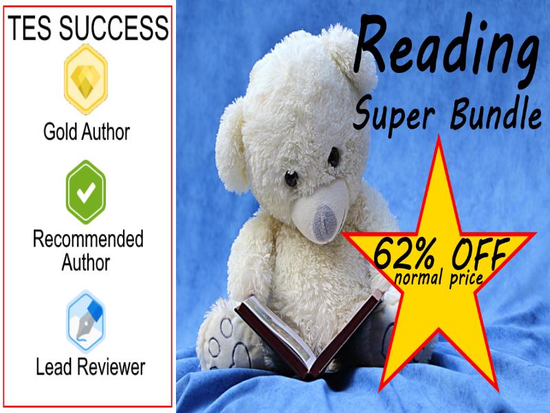 Reading Resources Bundle