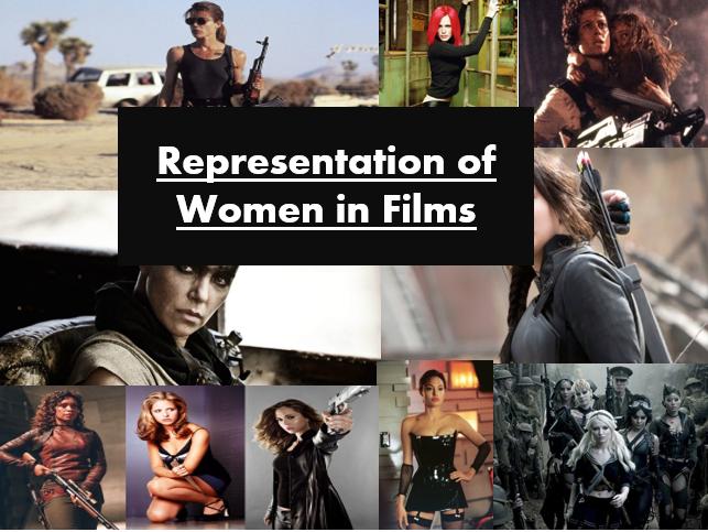 Media Studies - representation of women in films