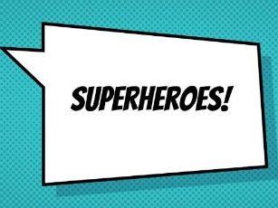 Unit of Work- Superhero Genre and Visual Literacy