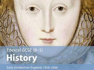 Elizabethan England - GCSE History - Edexcel  - Unit 3 bundle (Complete set of lessons and resources)