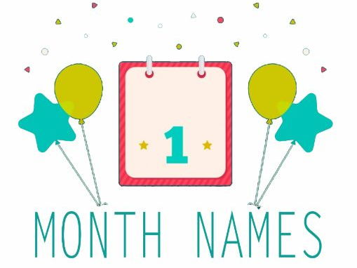 MONTH NAMES