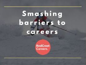 Smashing Barriers to Careers