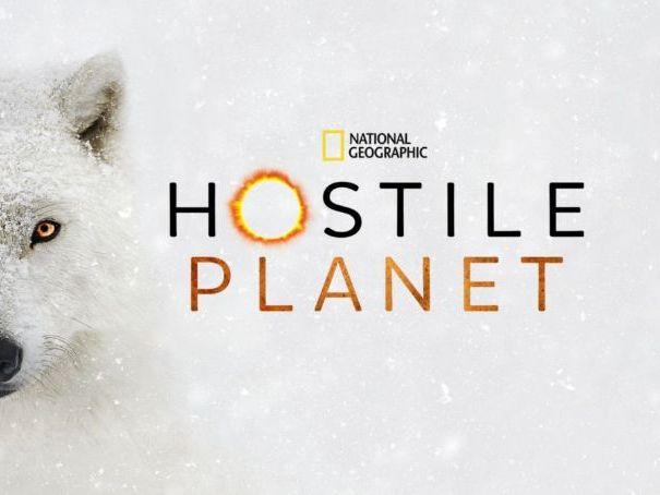 Hostile Planet Deserts/Polar/Tropical Rainforests - Geography/Science GCSE KS3/KS4