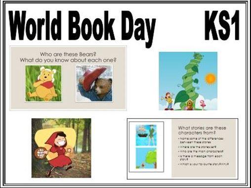 World Book Day/Week KS1